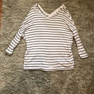 over size long sleeve shirt